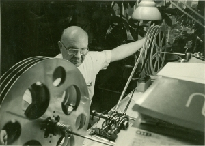 Editing at NBC, 1975