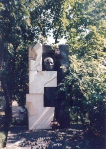 Gravesite of Nikita Khruschev