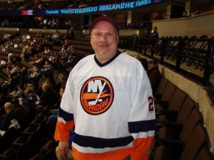 Islanders vs Avalanche here in Denver on Wed. Janu..._5488588043848733757_Photo